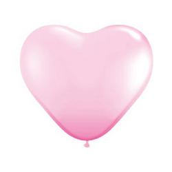 11インチハート ピンク