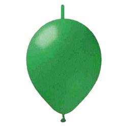 つながるバルーン メタリックグリーン