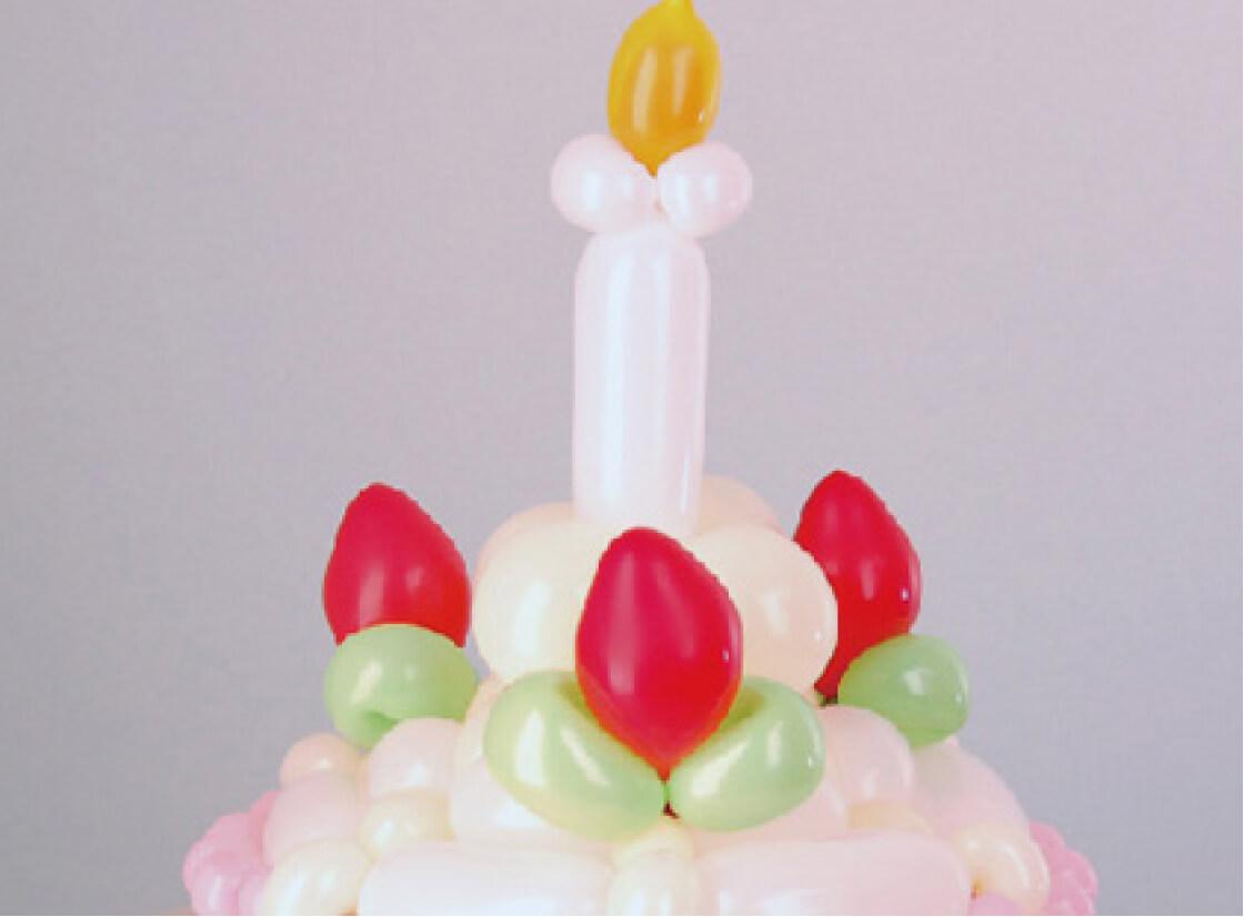 バルーンで誕生日パーティーの装飾をやってみよう!