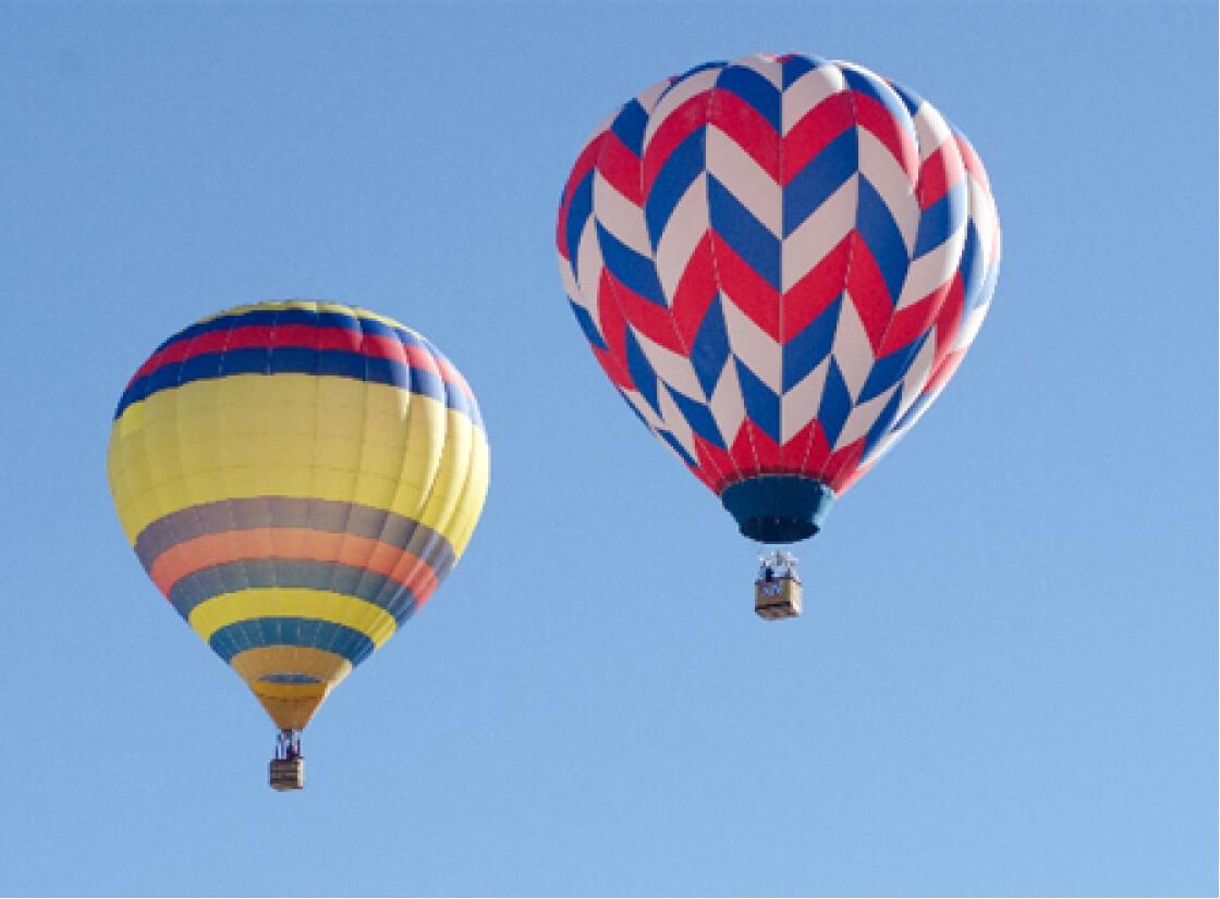 気球と浮く風船の仕組みって違うの?