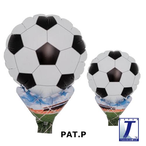 アップライト サッカーボール
