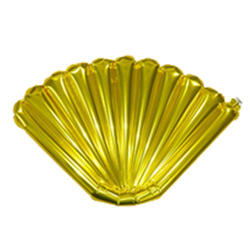 扇バルーン金