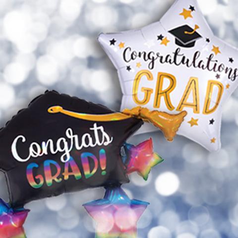 卒業・入学(春)の装飾向けバルーン