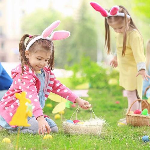 かわいくて楽しい!春らしいイースターバルーン